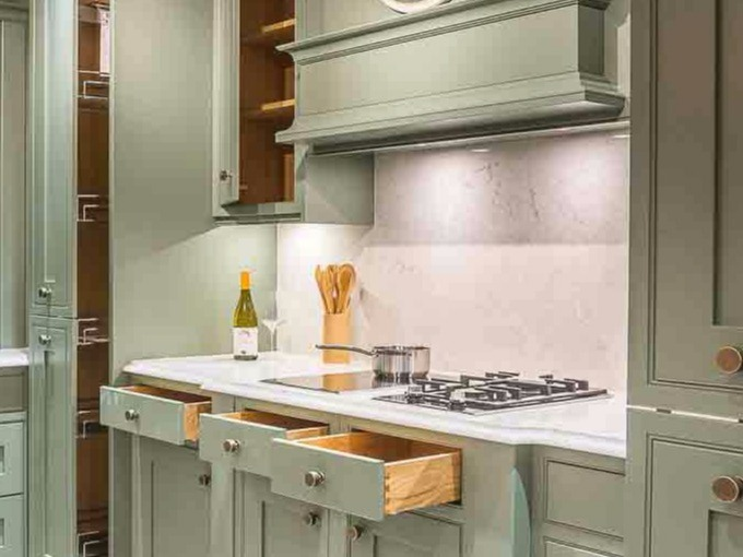 KBD - Kitchen by Design, classic kitchen detail idea